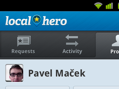 捷克Pavel Maček手机界面设计