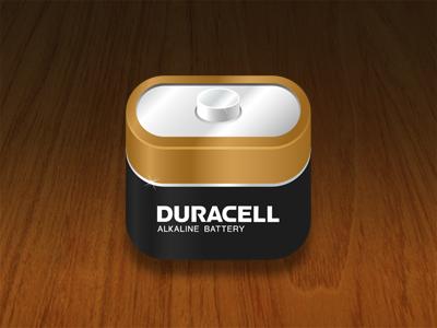 电池图标UI设计