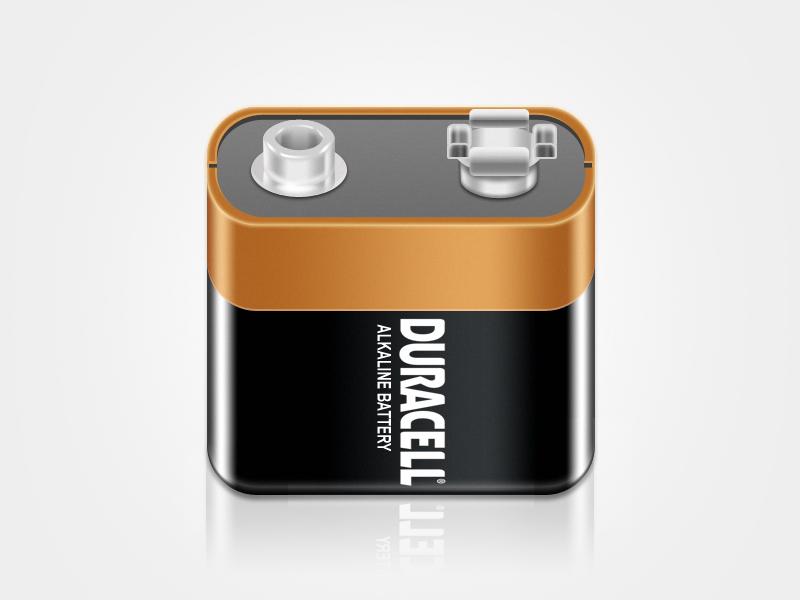电池图标UI设计(二)