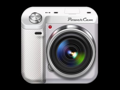相机图标设计欣赏(五)