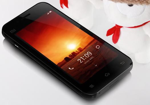 """小米发布双核1.2G""""青春版""""手机,4寸夏普屏、800万摄像头,售价1499元"""