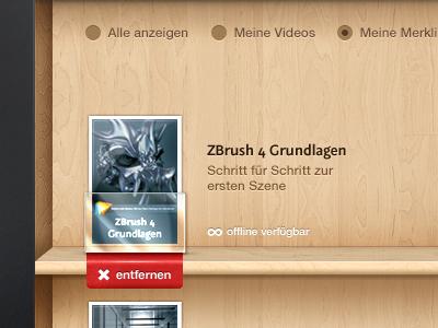 iPad APP界面设计01
