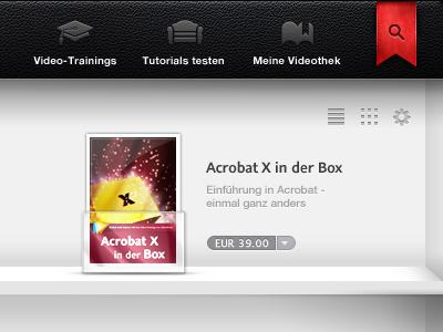 iPad APP界面设计02