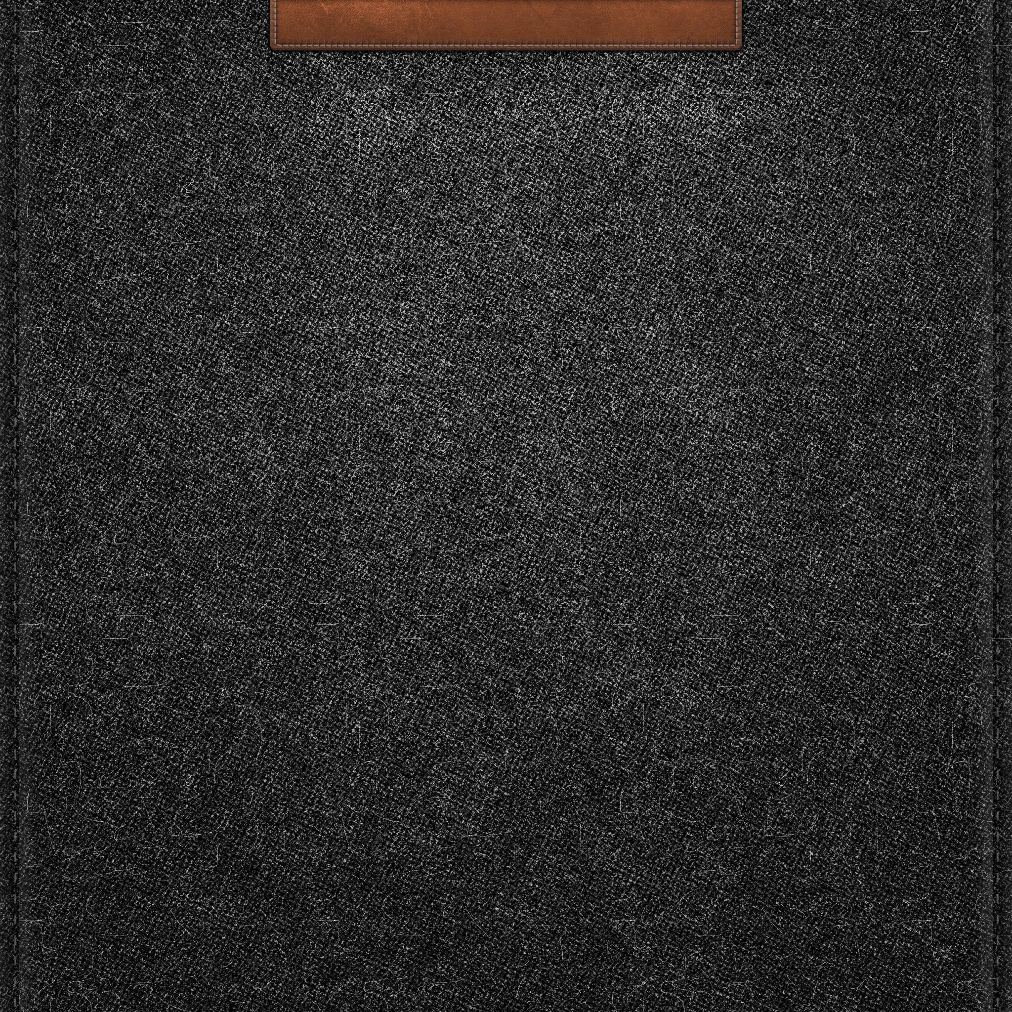 iPad皮革壁纸