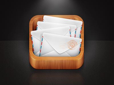 邮件图标界面设计02