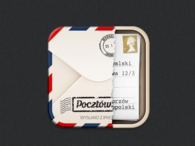 邮件图标界面设计01