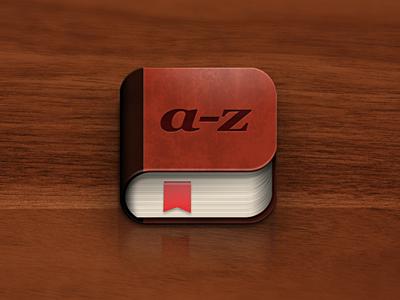 书本图标icon