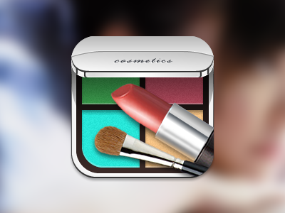 化妆品应用软件图标