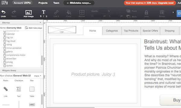 线框图、原型和视觉稿的区别