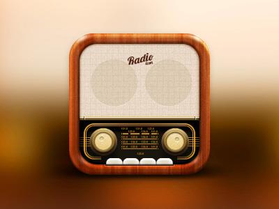 ios收音机图标