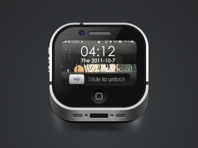 苹果经典产品图标设计 - 手机界面设计,手机ui设计图片