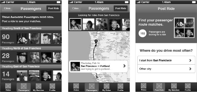 移动应用设计案例 - 打造初创型产品的用户体验
