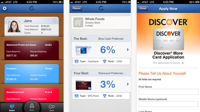 Glyph发布iPhone应用:告诉你使用哪张信用卡更划算