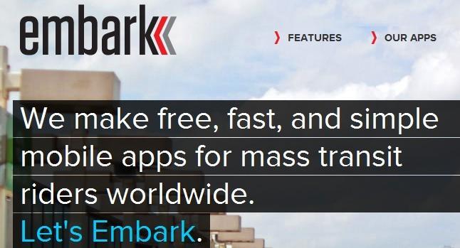 iOS端地图应用Embark:机会只给有准备的人