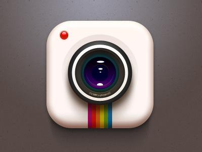 相机icon设计