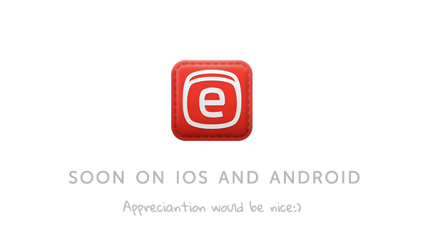 Endorphin应用手机界面设计