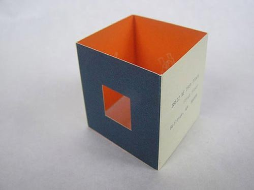 tightfit box card Mobile Design is More Than a Tight Fit
