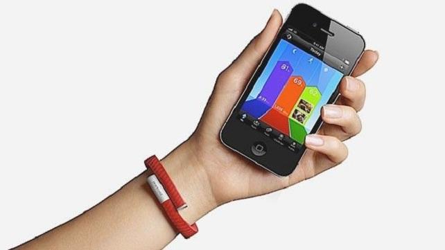 追踪用户饮食起居状态,Jawbone 推出 Android版应用 UP