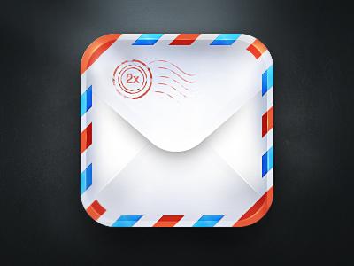 邮件图标界面设计05