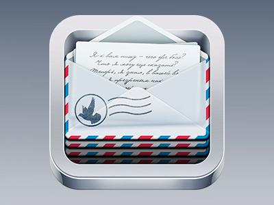 邮件图标界面设计03