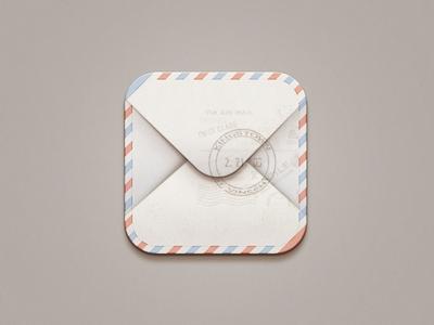 邮件图标界面设计06
