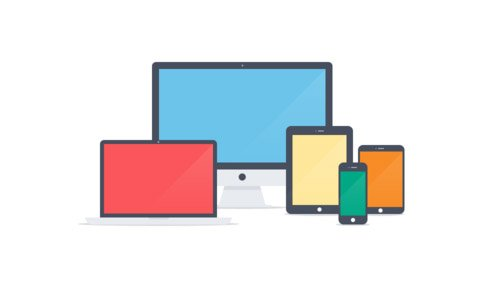 Flat Icons and Web Elements for UI Design-1