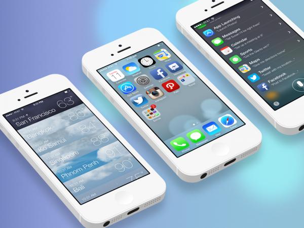 iOS7体验报告 - 关于视觉风格、界面结构、字体、动效和可用性