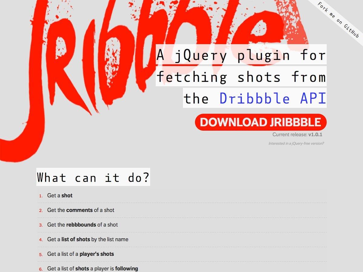 Jribbble