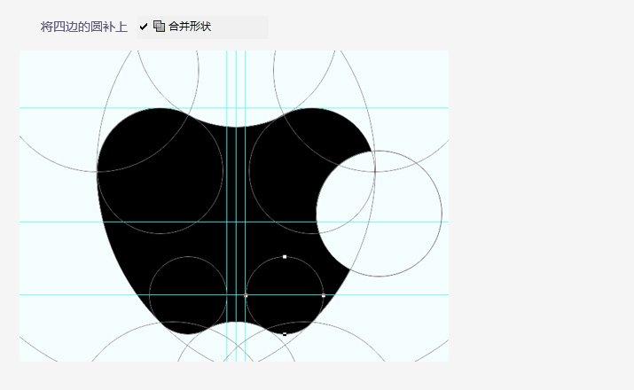 教你如何画圈圈—–标识设计中辅助参考线入门p18