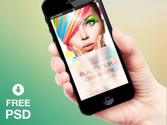 一些方便手机ui设计工作的免费psd素材