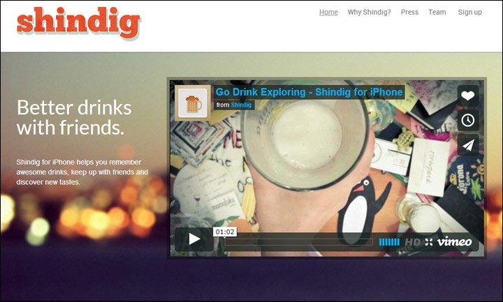 damndigital_13-beautiful-mobile-app-websites_Shindig