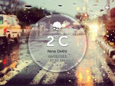 Weather3 ui设计