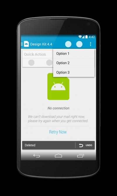 Nexus 4 Portrait with Building Blocks preview 3_framed
