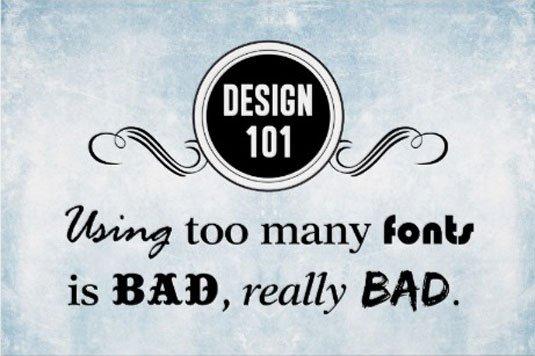 中枪!13条设计师常犯的设计错误