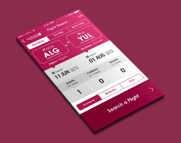 1 elya:2014让人印象深刻的7种Mobile UI设计语言