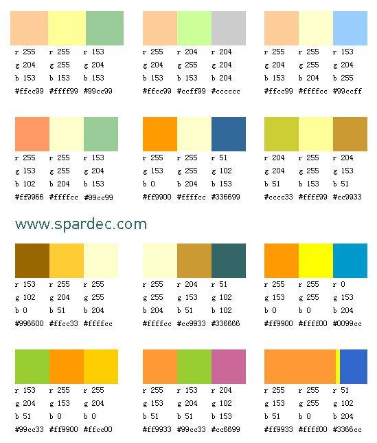 215 【色彩搭配】想成设计师高手,必看10大配色法则