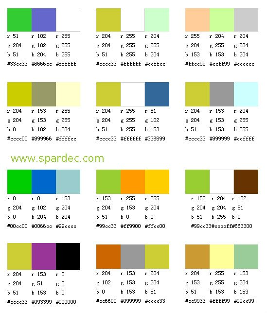 49 【色彩搭配】想成设计师高手,必看10大配色法则