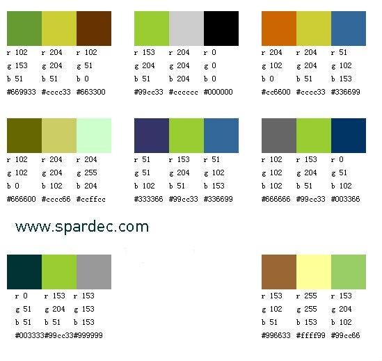 106 【色彩搭配】想成设计师高手,必看10大配色法则