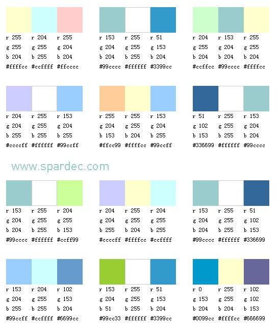 134 【色彩搭配】想成设计师高手,必看10大配色法则