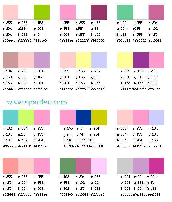 192 【色彩搭配】想成设计师高手,必看10大配色法则