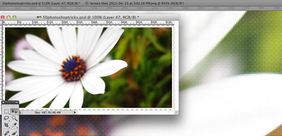 3611 50个快速提高效率的PHOTOSHOP快捷键