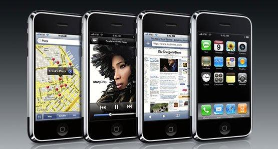 莫贝网 GUI mobile Iphone-2g-555