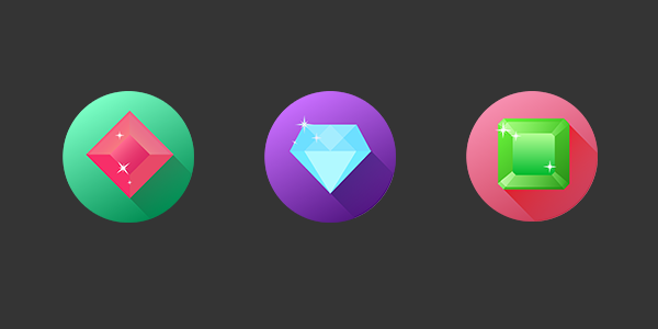 AI新手教程:教你创建精致闪亮的长投影宝石.png