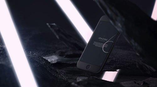 iPhone 6 PSD