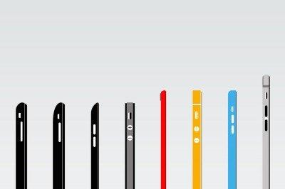 iPhone 6-手机界面设计