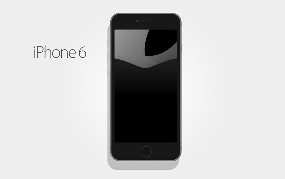 iPhone 6 &iPhone6 plus免费模版下载