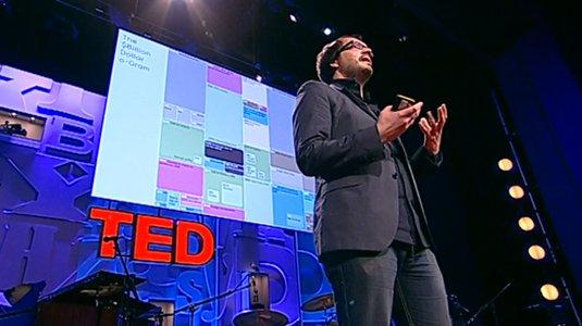 David McCandless at TED