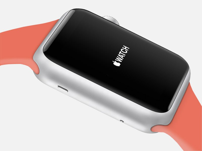 精品App Watch模板+UI组件免费下载apple watch sport ed