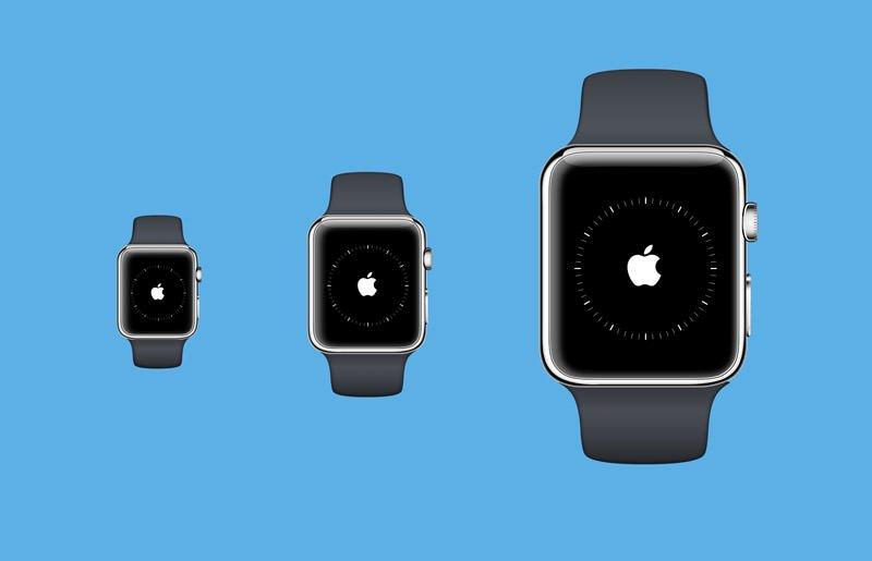 精品App Watch模板+UI组件免费下载Apple Watch