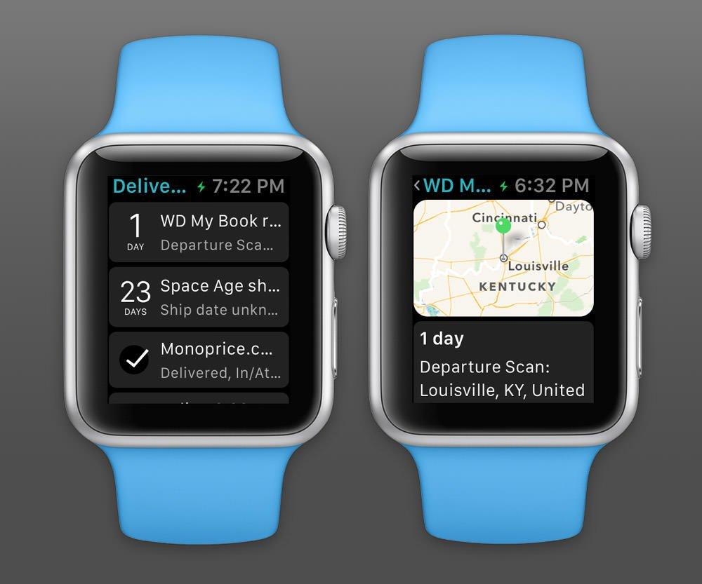 精品App Watch模板+UI组件免费下载78